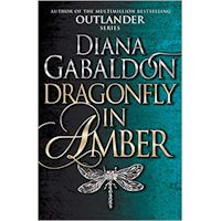 Dragonfly In Amber. Outlander book 2 by Diana Gabaldon
