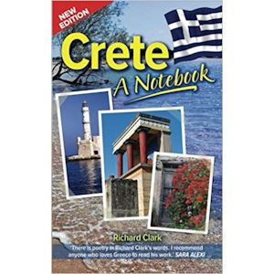 Crete A Notebook by Richard Clark